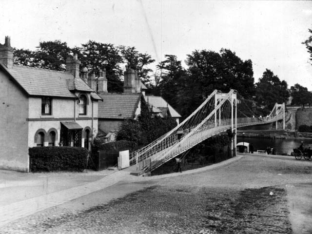 Queen's Park Bridge 1900