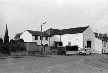 Frodsham: Old Chapel, Fluin Lane