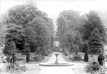 Frodsham: Castle Park