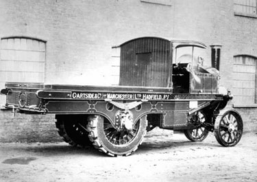 Foden: Steam wagon