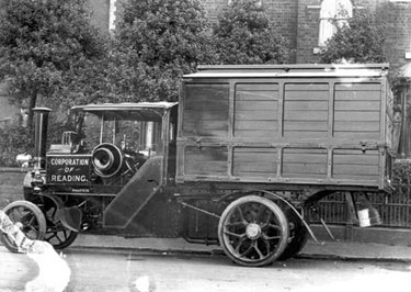 Foden: Three ton standard tipper