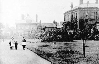 Widnes: Victoria Park, Appleton House