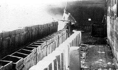 Salt Industry: Making Lump Salt