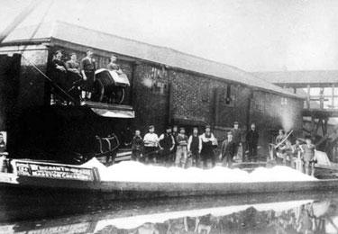 Marston: Thompson's Salt Barge