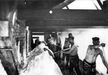Salt Industry: Working the Brine