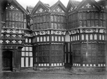 Odd Rode: Little Moreton Hall