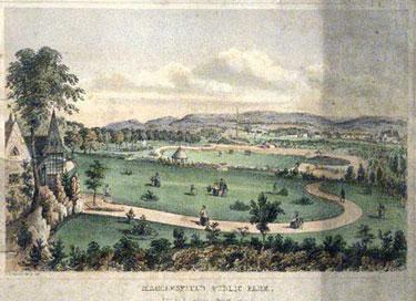 Macclesfield: West Park