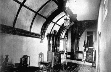 Dutton: Dutton Hall Interior
