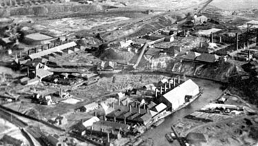 Winsford: Deakin's Salt Works at Wharton