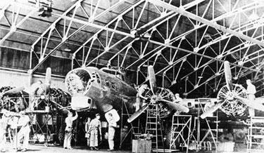 Burtonwood: The Airfield