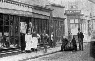 Northwich: Platt's Shop in High Street