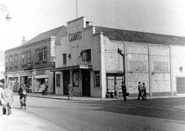 Warrington: Cameo Cinema, Sankey Street