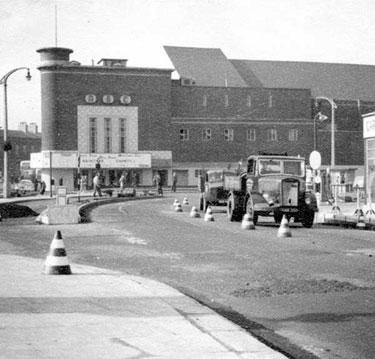 Warrington: ABC Cinema, Bridge Foot