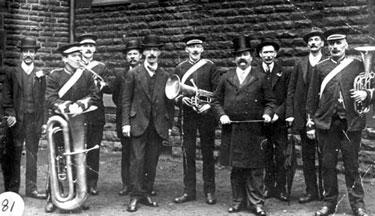 Poynton: Poynton Brass Band