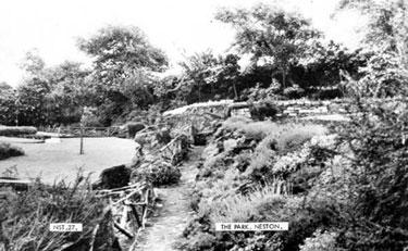 Neston: The Park