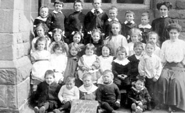 Neston: Parkgate C of E Infants School