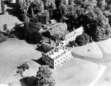 Henbury: Henbury Hall