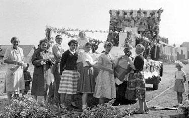 Disley: Harvest Queen Festival