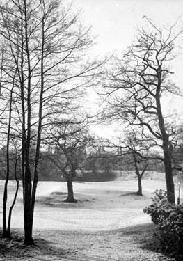 Wilmslow: Carr's Park