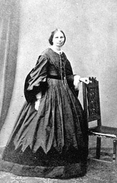 Winsford: The Late Mrs Leak
