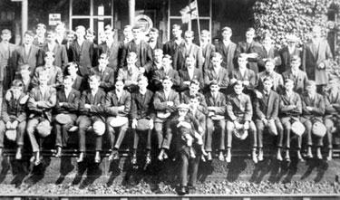 Little Sutton: group enlistment