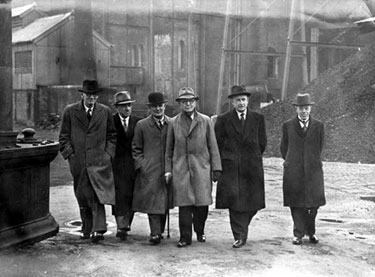 Widnes: Widnes Gas Works, Widnes Councillors
