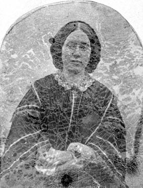 Portrait of Miss Losh