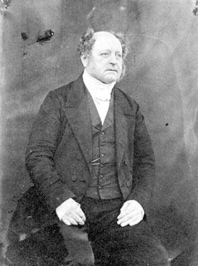 Portrait of the Reverend Busher