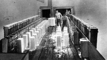 Winsford: Salt making