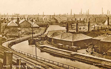 Winsford: Salt Works