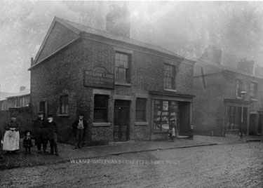Northwich: Waterman's Arms, Witton Street