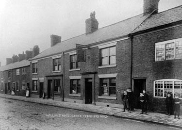Northwich: The Roebuck, Witton Street