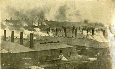 Winsford: Salt Union works