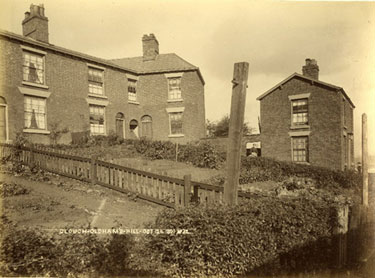 Winnington: Oldham's Hill