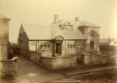 Winnington: Solicitors' offices, Winnington Street