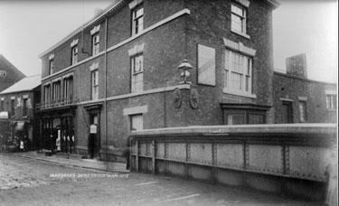 Northwich: Dane Street