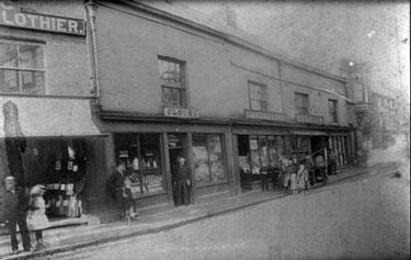 Northwich: Shops in High Street