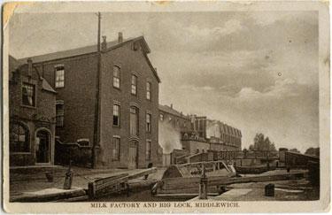 Middlewich: Big Lock