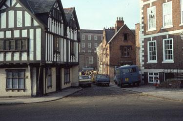 Chester: Shipgate Street.