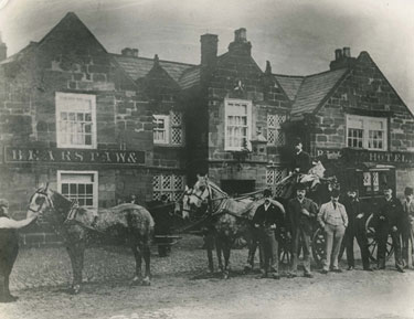 Frodsham: Bears Paw and Railway Hotel