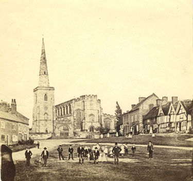 Congleton: St Mary's Church, Astbury
