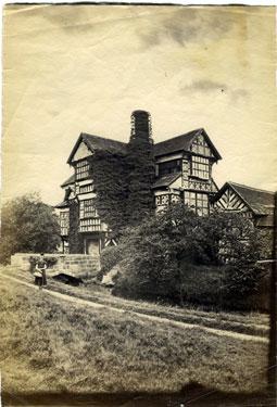Odd Rode: Little Moreton Hall, near Congleton