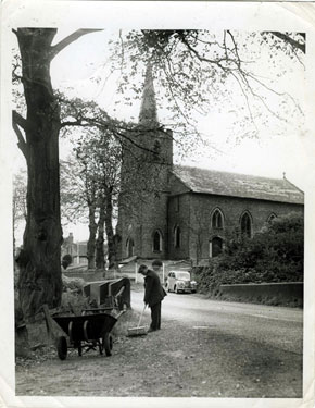 Knutsford: Chelford Church