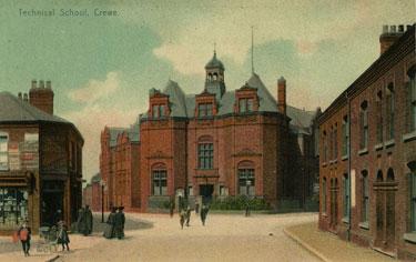 Crewe: Technical School