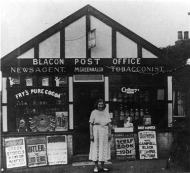 Blacon: Post Office