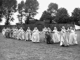 Chester Historical Pageant , Chester College
