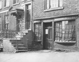 Chester, Shipgate House