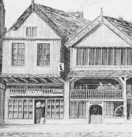 Chester, Eastgate Street