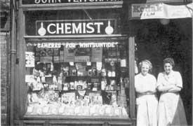 Chester, Frodsham Street