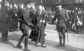 Chester: Town Hall Square, visit of  H.R.H. Edward VIII